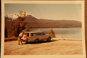 Road Tripping - Diamond Lake, 1968