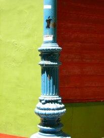 The tourist stretch of Boca