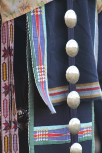 Man's Dress Detail