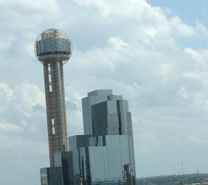 Relentless Reunion Tower