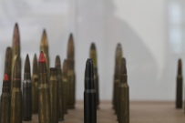 Or what a bunch of bullets look like standing up