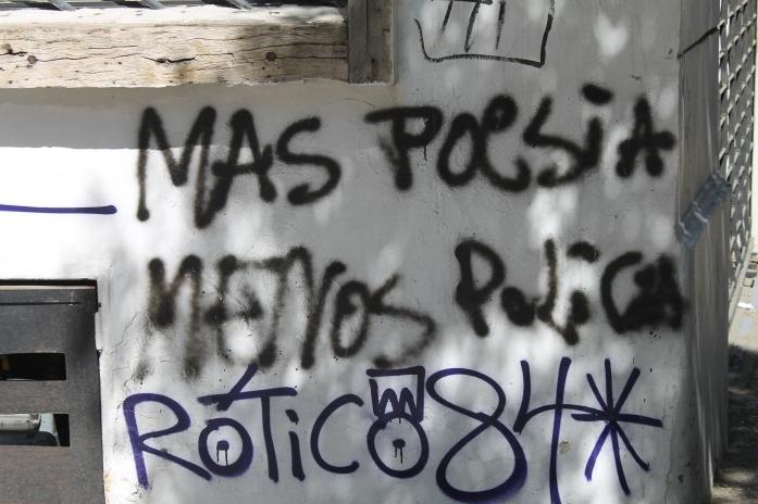 Santiago - Full of Fun Graffiti