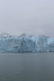 Perito Moreno is not the biggest glacier in the park, but it is easily accessible and VERY active
