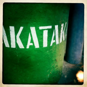 One person's trash is another person's takataka