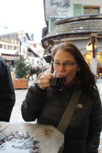 Spiced wine in Megev