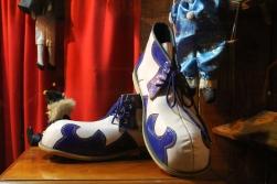 Clown shoe store