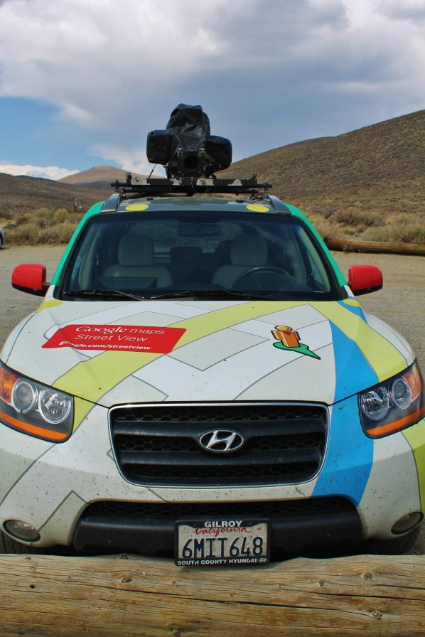 The Google Car