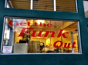 San Francisco still has a funky attitude - one funky people can't afford.
